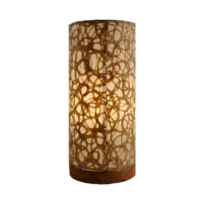 Paper Cylinder Lamp